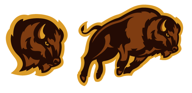Bison logo - photo#14